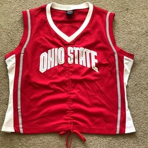 Women's Ohio State Nike Basketball Jersey XL